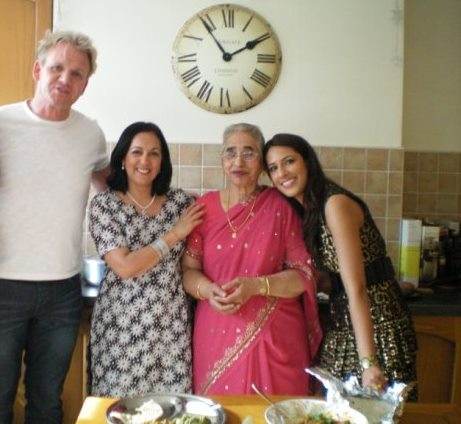 What is cooking like mummyji gordon ramsay one special memory was chatting about our mothers cooking and recipes with my teenage indian movie hero shah rukh khan forumfinder Images