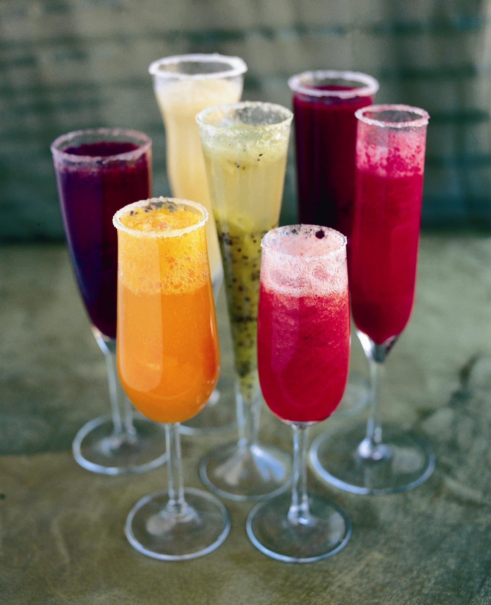 Cocktails NYE 2014